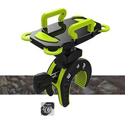 Cellphone and GPS Mount for Bicycles, Motorcycles, Handlebar