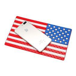 Daphot-Store - 26x15.5cm Non-Slip Pad China UK US Germany Fl