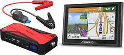 drive automobile portable gps navigator