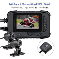 """DV688 Motorcycle 2.4"""" Waterproof HD1080P Camcorder Audio G-S"""