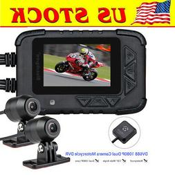 "Blueskysea DV688 Motorcycle Waterproof 1080P HD 2.4"" Camcord"