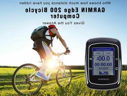 Garmin Edge 200 Bike  GPS Cycling Computer Official Tour Of