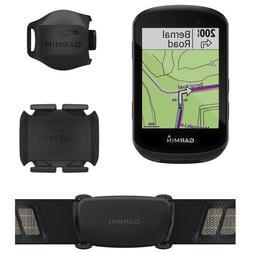 Garmin Edge 530 Bundle GPS Cycling/Bike Computer w/Mapping H
