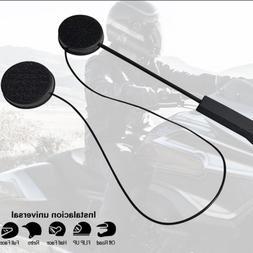 <font><b>Motorcycle</b></font> Helmet Headset Bluetooth 5.0
