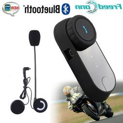 Freedconn T-COM Bluetooth Motorcycle Helmet Interphone Inter