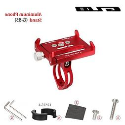 GUB G-85 Bike CNC Phone Holder 3.5-6.2 inch Phone Mount Supp