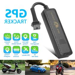 G900M Vehicle GPS Tracker GSM GPS BDS Car Motorcycle Locator