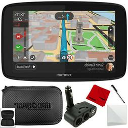 TomTom GO 520 5-inch Automotive GPS w/ Wi-Fi, Lifetime World