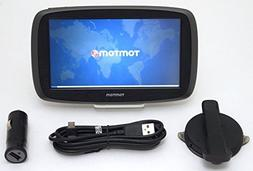 TomTom GO 60 3D Portable 16gb GPS Car Navigation LIFETIME US