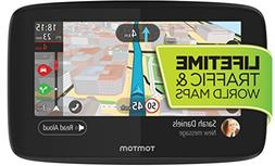 TomTom GO 620 6-Inch GPS Navigation Device with Free Lifetim