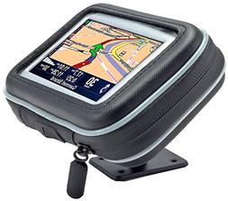 Arkon GPS Adhesive Motorcycle Mount with Water Resistant Hol