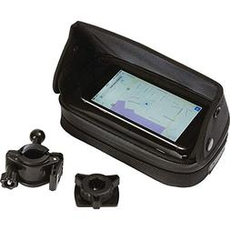 GPS Motorcycle Map Bike Handlebar Mount Case Waterproof Cell