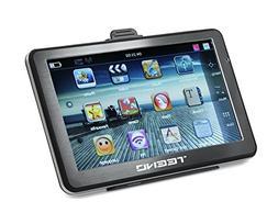 Teeno GPS Navigation for Car  Car GPS Navigator built-in Sat