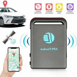 Magnetic Mini Car GPS Tracker Real Time Tracking Locator Dev