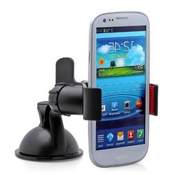 Aduro GRIP CLIP Universal Dashboard Windshield Car Mount for