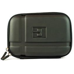 SumacLife Gun Metal EVA Brand GPS Portable Carrying Case wit