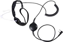 CQtransceiver Quality Noise Cancelling Whisper Tactical Thro
