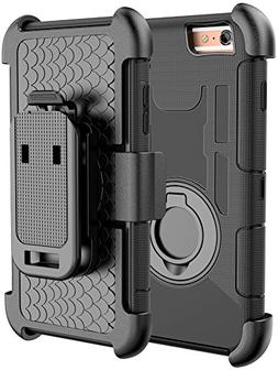 iPhone 6 Plus Case, E LV iPhone 6S Plus / 6 Plus Holster Def