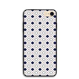 Haixia IPhone 7/8 Shell 4.7 Inch Modern Decor Geometrical Pa