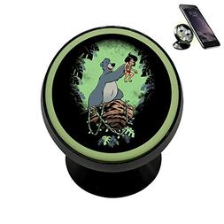 JTYGREL The Jungle King Magnetic Vehicle Mounted Mobile Phon