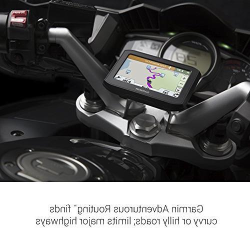 LMT-S, Motorcyle GPS