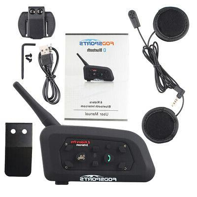 1200m Motorcycle Intercom Headset Talkie