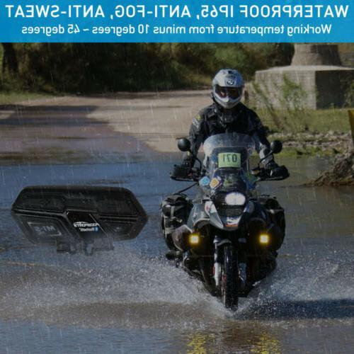 2000M M1-S Motorcycle Helmet Intercom