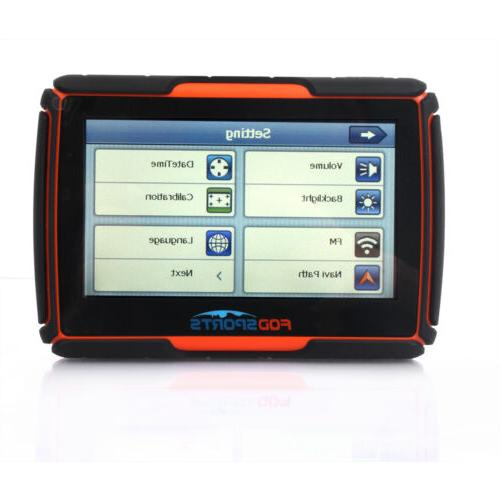 "4.3"" Bluetooth Touch Screen+Maps"