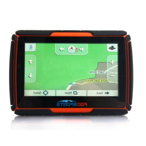 8GB Waterproof Navigation Car SAT Maps US