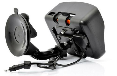 "4.3"" Bluetooth GPS Motorcycle Sat Car maps"