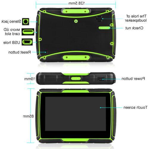 4.3 GPS Car Bike Green