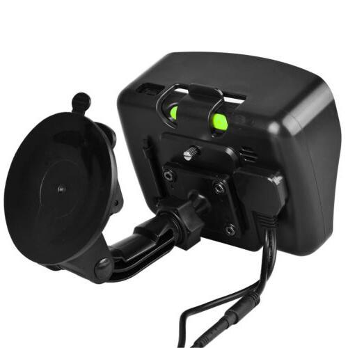 "4.3"" Car Motorcycle Navigation WiFi Navigator Camera"