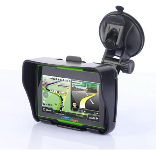 4.3' Navigator Car 8GB SAT Maps