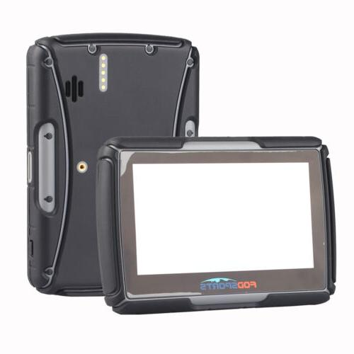 Navigation SAT NAV 8GB IPX7+Wireless Bluetooth Headset
