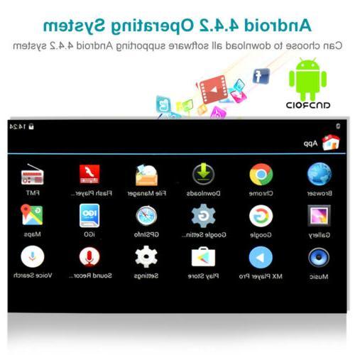 4.3 Bluetooth GPS Navigation Car Sat Green