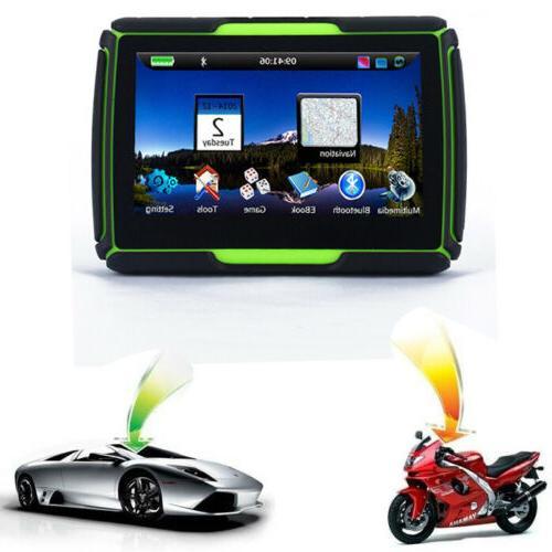 "4.3"" Car GPS Navigation SAT NAV"