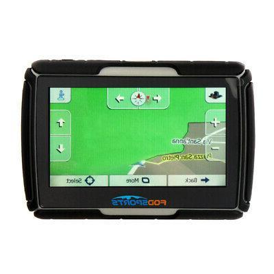 "4.3"" Motorcycle GPS Waterproof 8GB Win CE Free Maps"
