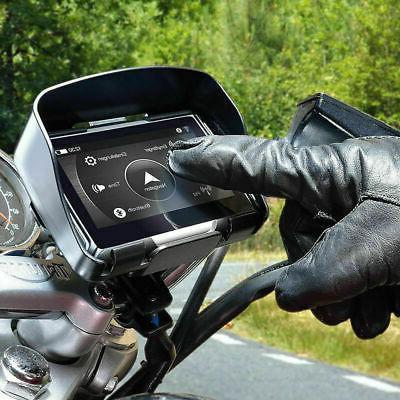 4 3 motorcycle gps navigator waterproof navigation
