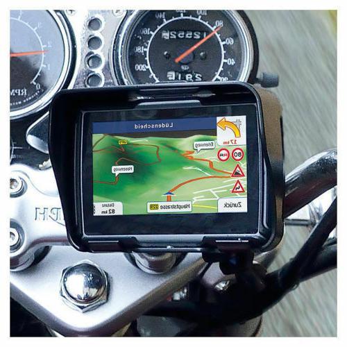 "4.3"" GPS Navigator Motorcycle"