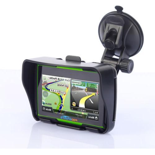 8GB Waterproof Navigation Navigator Car US