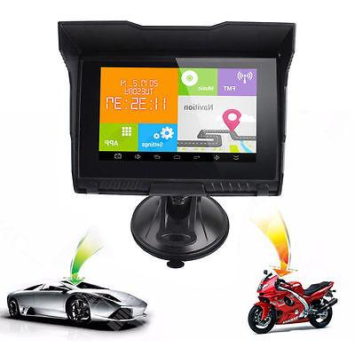 5'' Android 4.4 Waterproof Bluetooth 8GB