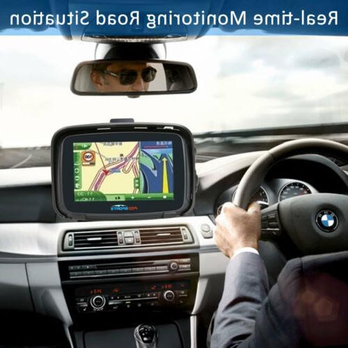 Waterproof GPS Navigation Sat Maps