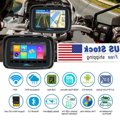 Car Navigation Navigator Hotspot FM
