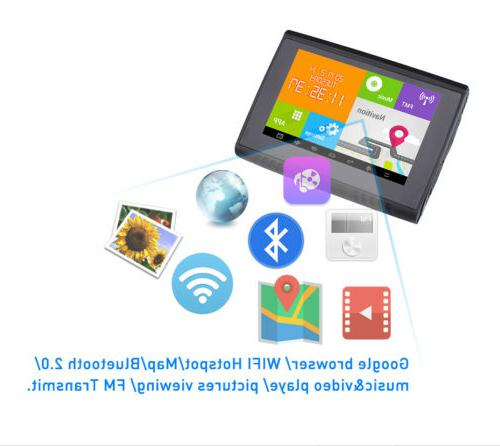 5'' Android 512M Bluetooth