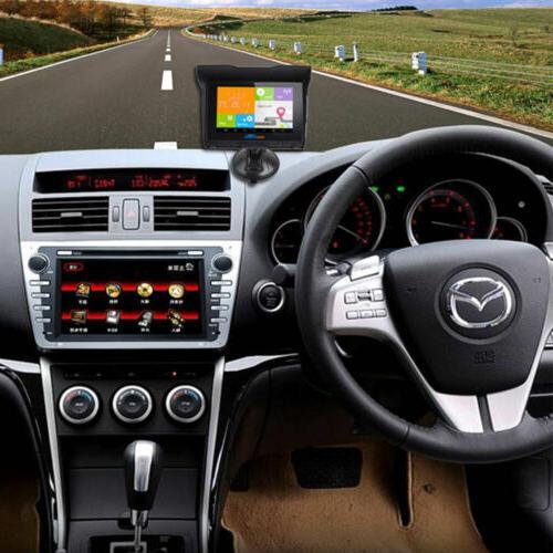 5'' GPS 512M Bluetooth Navigation+ Free