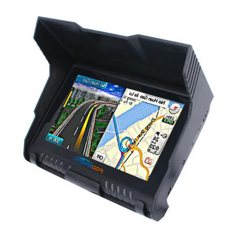"5"" Bluetooth Navigation"