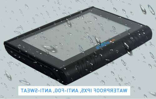 5inch WiFi Motorcycle Car SAT NAV Bluetooth Maps 8GB Navigator