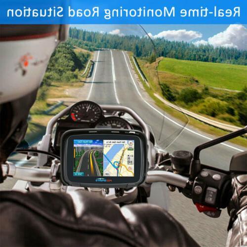 Waterproof GPS Sat Nav