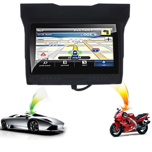 Waterproof Bluetooth Navigator Flash+Free