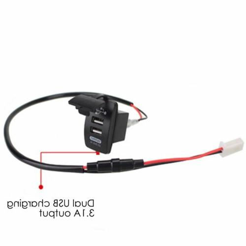 5V Motorcycle Car Charging For Phone